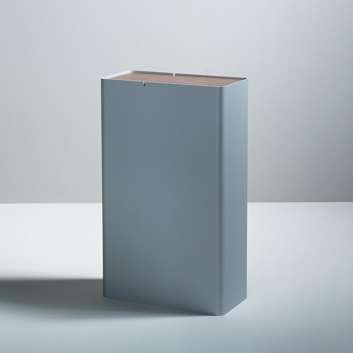 P-DREI Container silber eloxiert