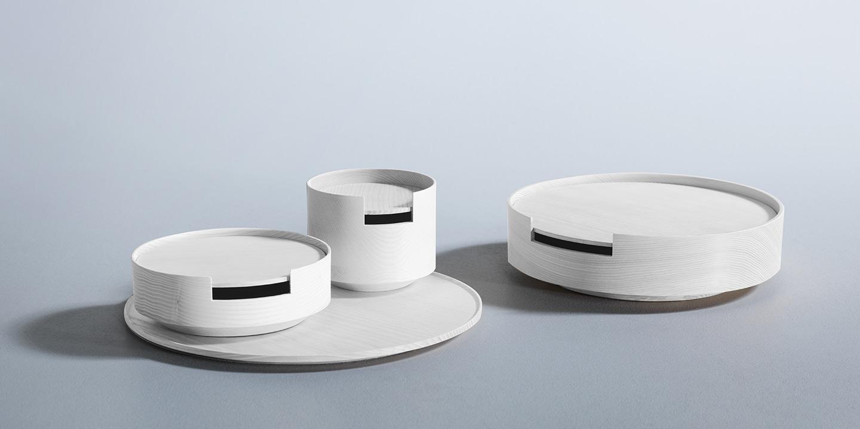 Böwer Container Esche weiß