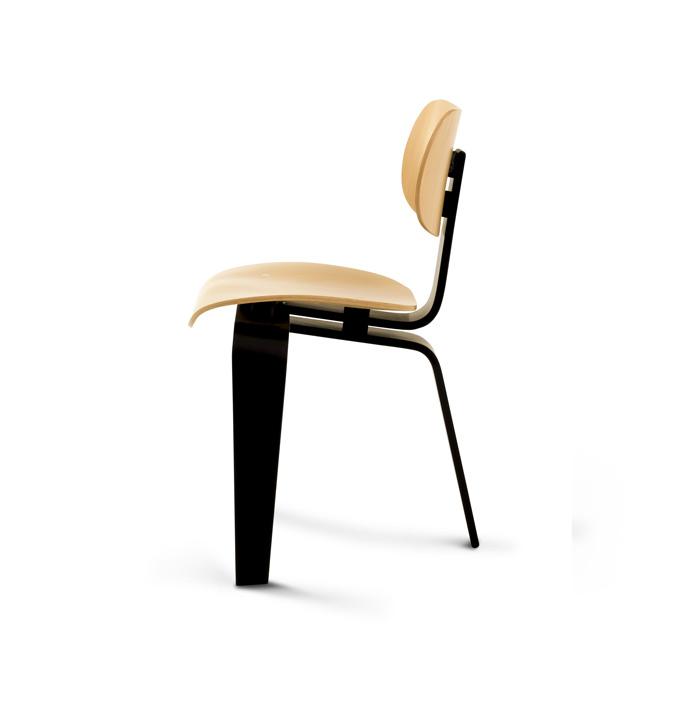 se 42 dreibeinstuhl egon eiermann clara stil design. Black Bedroom Furniture Sets. Home Design Ideas