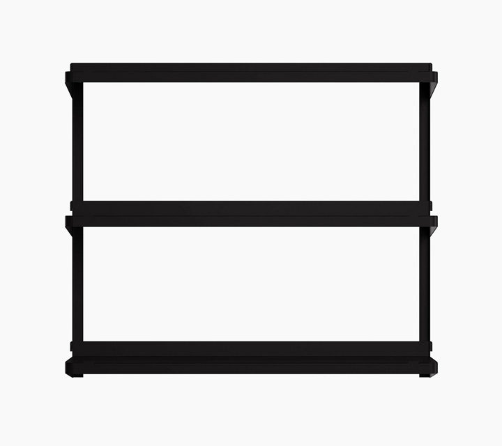 Click Shelf black