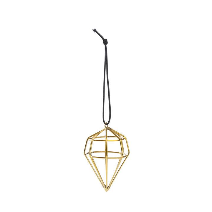 Diamond brass