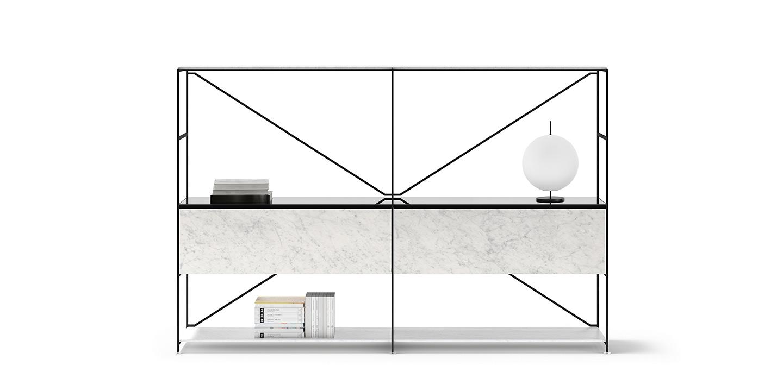 R.I.G. Shelf Marmor