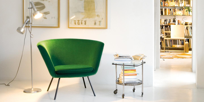 Lounge Chair Herbert Hirche von 1957