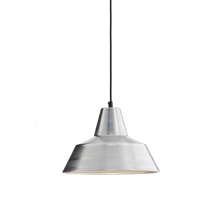 W3 Workshop Lamp aluminium