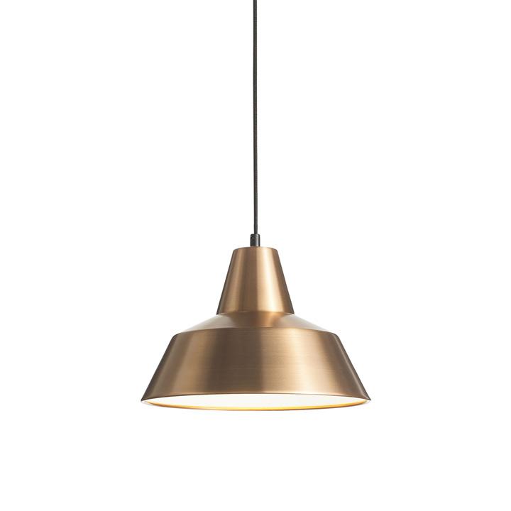 W3 Workshop Lamp copper / white
