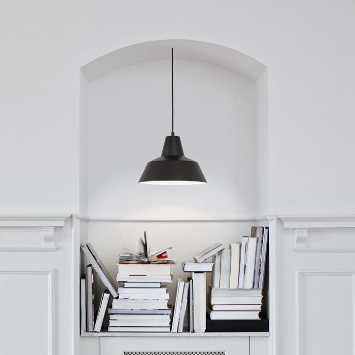 Workshop Lamp Mood