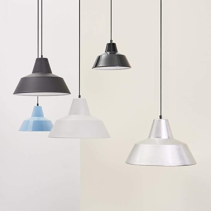 Workshop Lamp Group