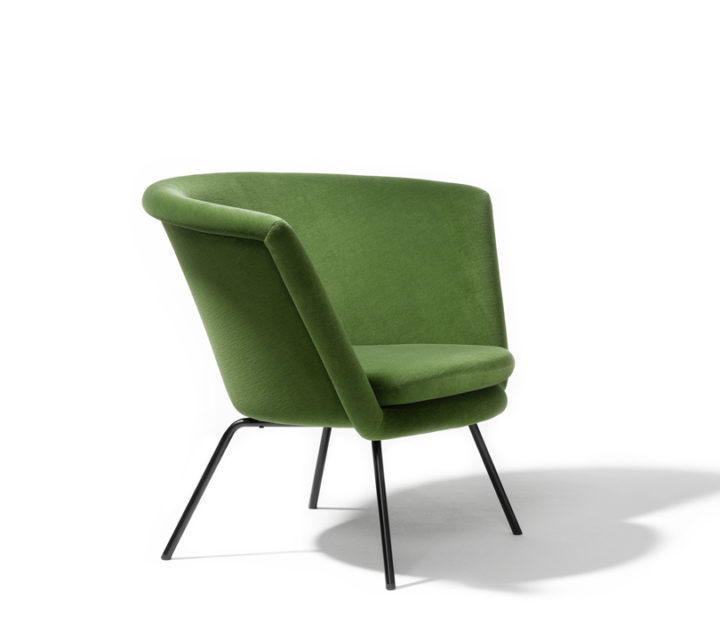 Lounge Chair Herbert Hirche von 1957