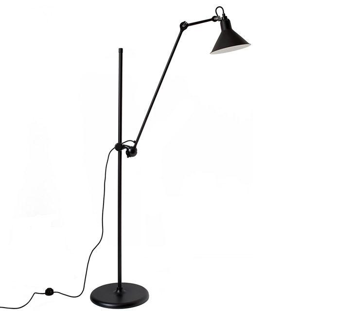Lampe Gras 215 schwarz