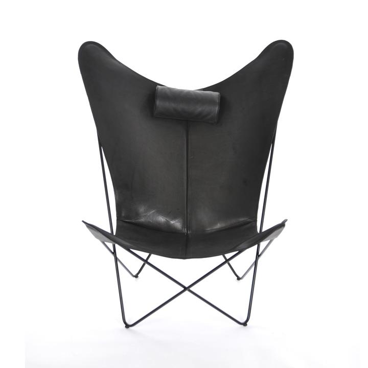 KS Chair Leder schwarz
