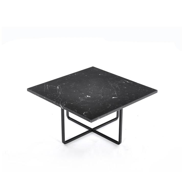 Ninety Table small black Marquina