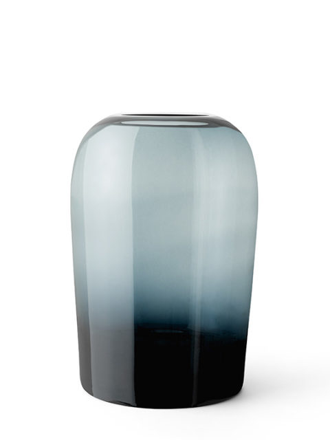 Troll Vase midnight blue