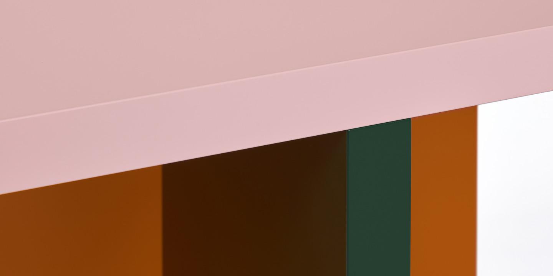 Abbondio Tisch Detail