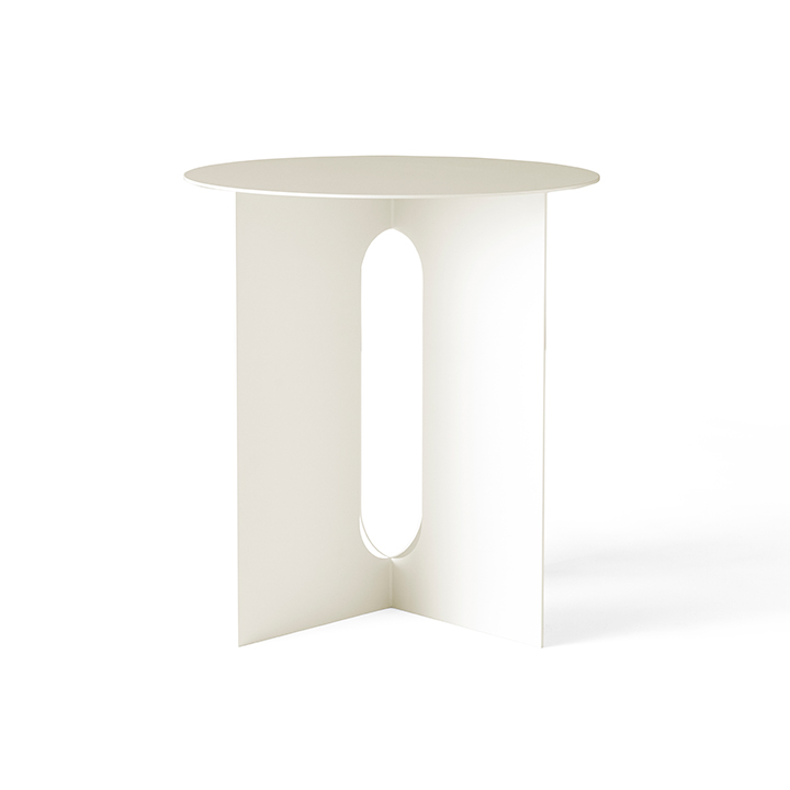 Androgyne Table ivory
