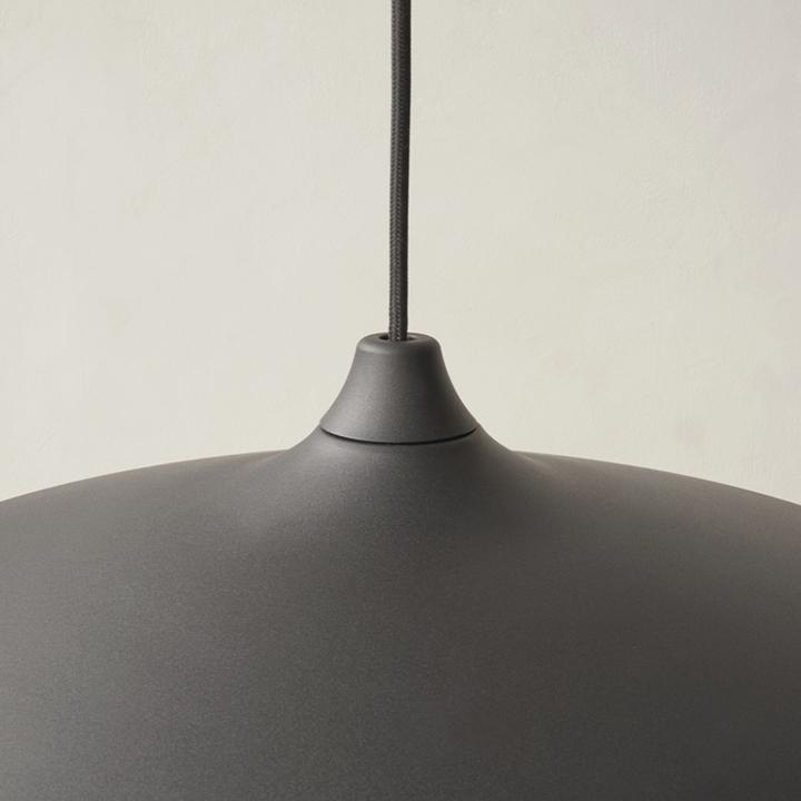 Circular Lamp black
