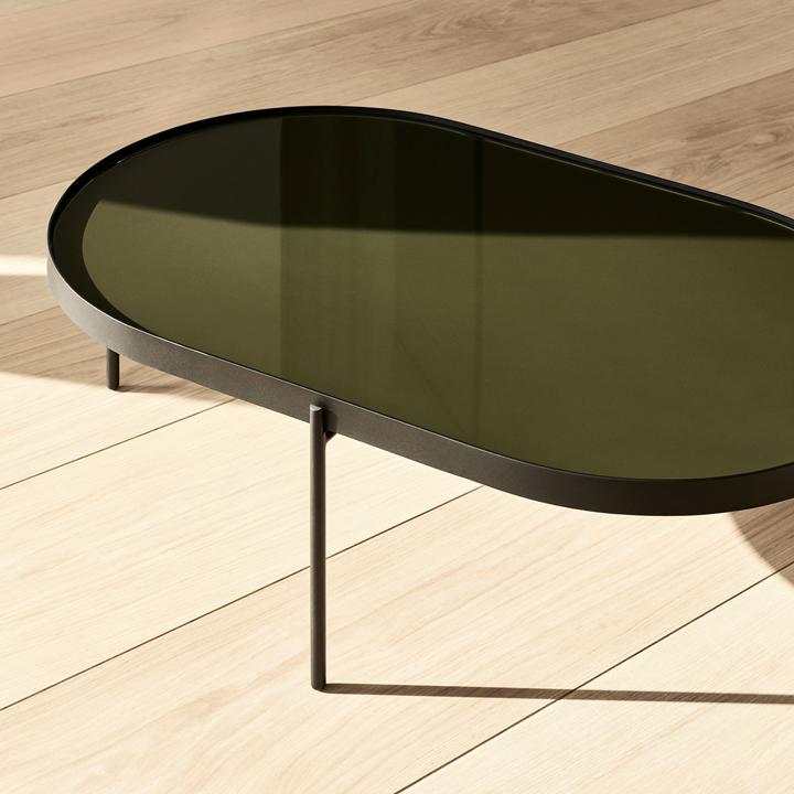 NoNo Table L green