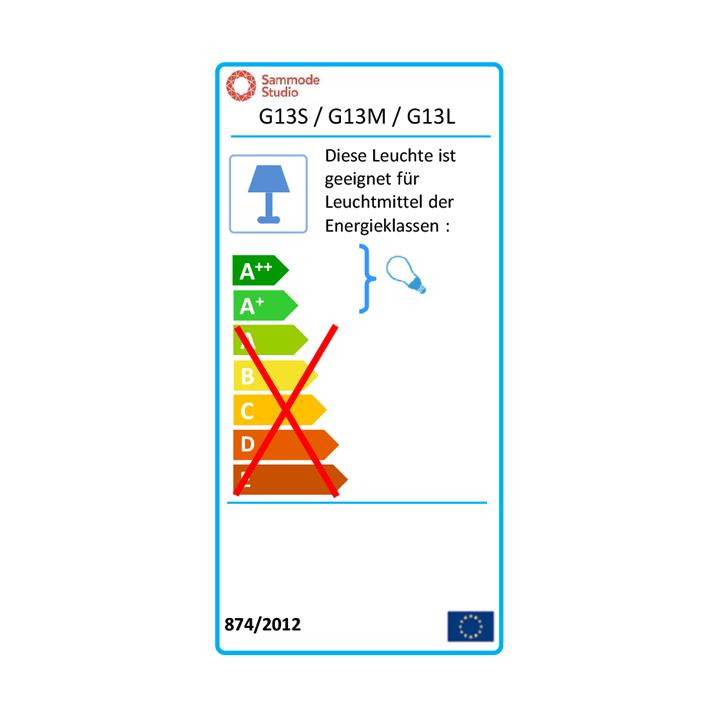 sammode-G13 Energy Label