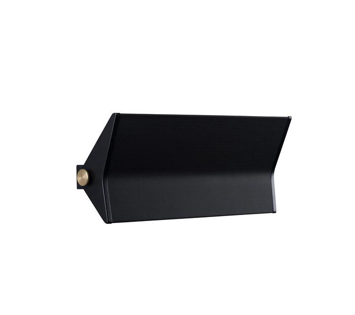 G3 Wall Lamp black