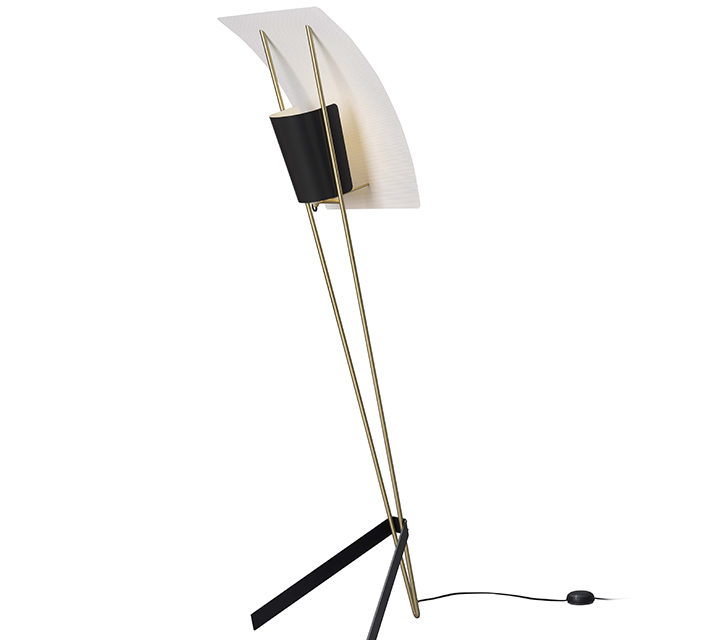 G30 Floor Lamp black-white