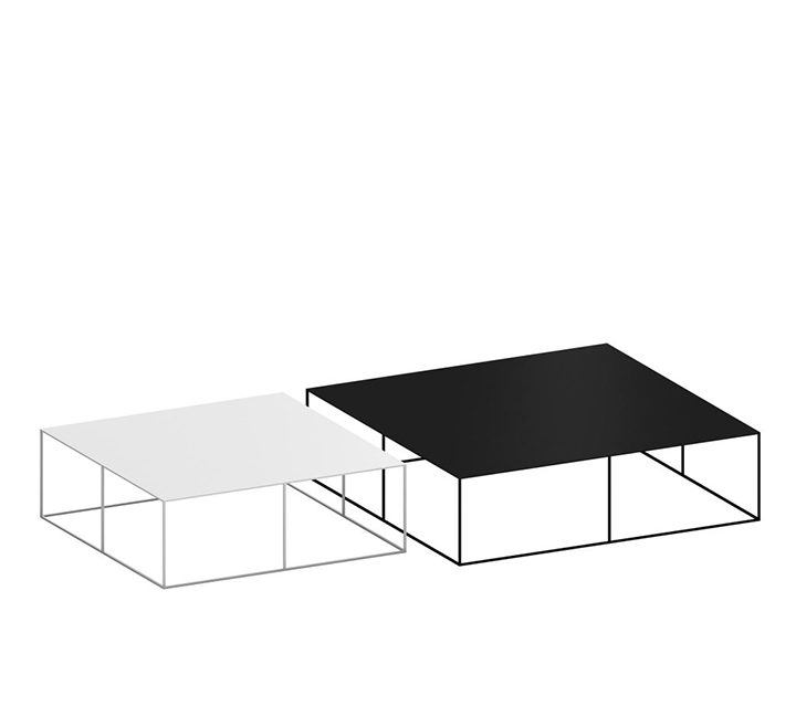 Slim Irony Low Table