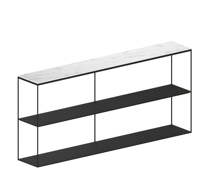 Slim Marble Sideboard