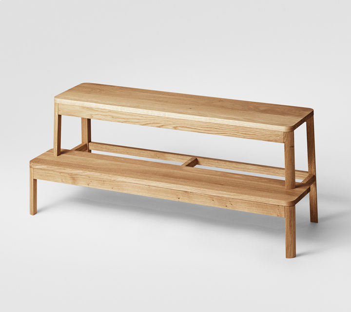 Arise Bench Oak