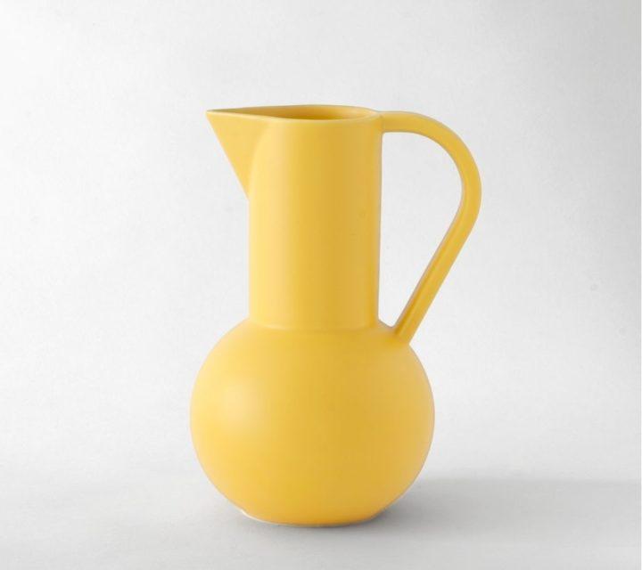 Jug Fresia Yellow