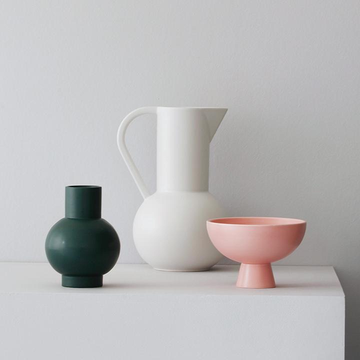 Krug, Vase, Schale