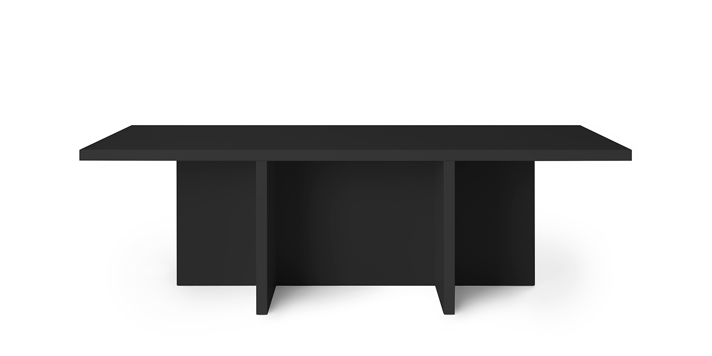 Mono Table 250 black