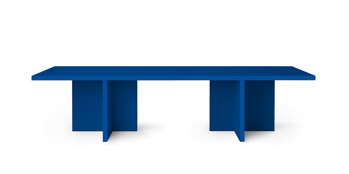 Mono Table 320 blue