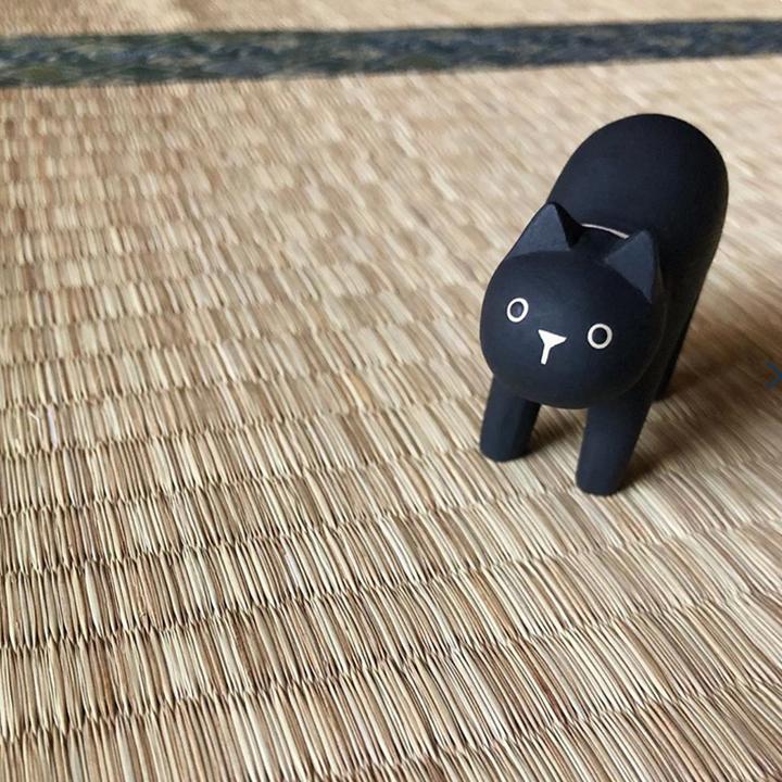 T-Lab Cat black